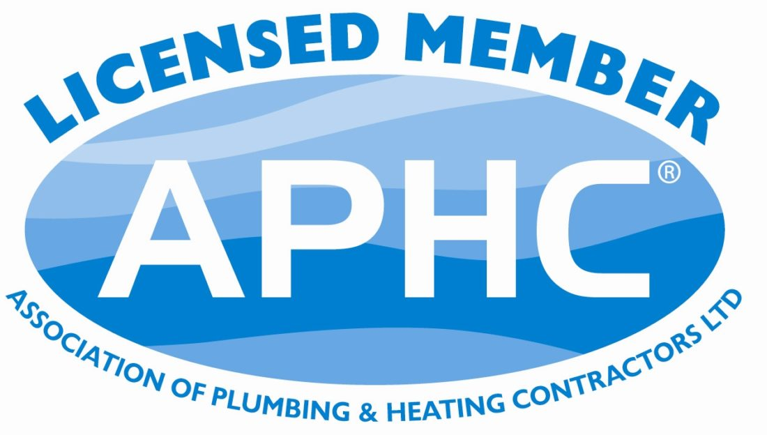 Logo for the Association of Plumbing and Heating Contractors (APHC)